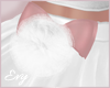 RG Bow Bunny Tail