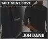 Love Suit Vest