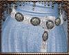 [Ry] Aldis belt white