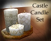 Renaissance Candle Set