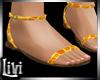 KID Giraffe Sandals