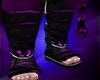 Shin Guards Purple