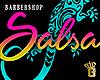 Salsa Sticker