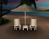 HP Beach Loungee Set