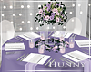 H. Lavender Table