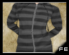 FE gray striped hoodiev3