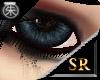 SR black eyes