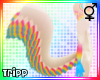 Pansexual Pride Tail v2
