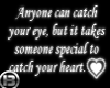 !B! Catch your heart
