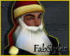 Santa Beard & Hat