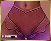 ღ Scallop Shorts | RLS