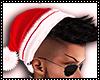 Santa Hair Hat