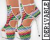 Sapato Fiesta Heels