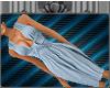 [Steph] Sea blue Dress;