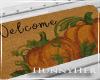 H. Welcome Mat Autumn