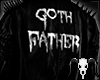Goth Father Leather