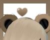 Brownie Bear Ears ~