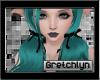 *G* Richenza Teal