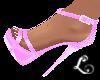 xo*Eva in Pink Heels