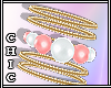 Frida bracelets R&L