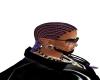 {DJ}Purple African Braid