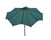 Teal Beach Umbrella