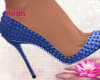 ★ Blue Pumps