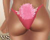 {VS} Pink Bunny Tail