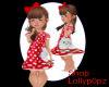 Kid Red Dress