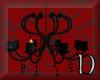 Gothic chandelier