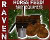 HORSE FEED!