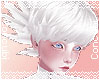 Hair Feathers |White