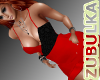Kamila - Red & Black L