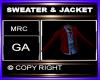SWEATER & JACKET
