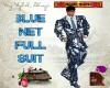 DM:BLUE NET FULL SUIT