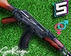! HD AK47 M/F