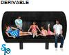 (S) Sofa Pod Five Poses