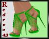 Bowie Green Heels