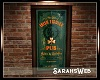 Irish Pub Fiddler Sign