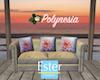 POLYNESIA 1st kiss sofa