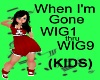 (KIDS) When i'm Gone