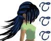 TTT Black Blue Tania