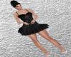 Black Dress Glitter