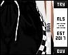♔ Blck Racer Sweat RLS