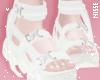 n  Trendy Shoes White