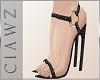 🖤 Lary Black Heels