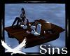 EXOTIC paddle boat