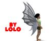 Queen Fairy Wings b1