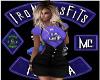 IMMC Fla top&skirt