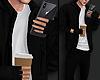 Coffee & Phone Avatar M